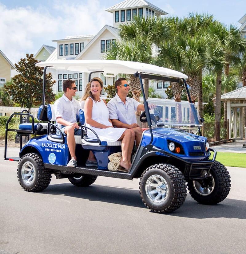 30a Golf Cart Rentals