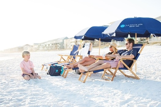 Destin Beach Chair Rentals